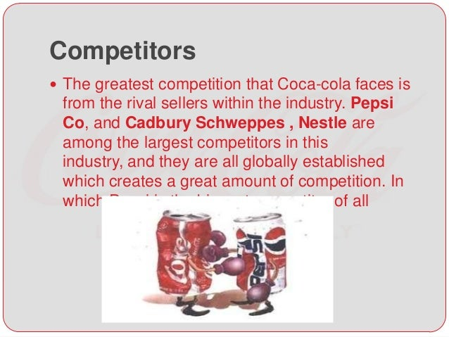 pepsi and its competitors Coca cola vs pepsi - statistics and comparison of the two stocks (ko, pep.