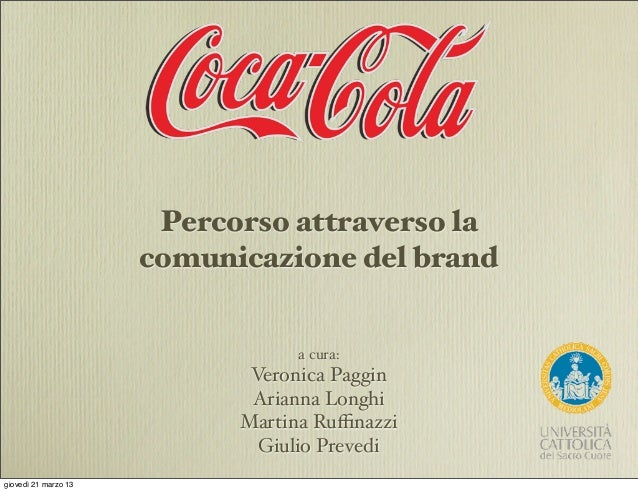 Marketing Cross Mediale CocaCola