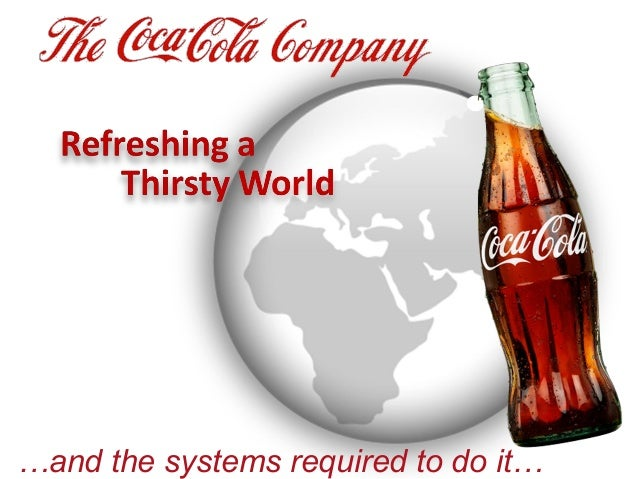 Coca Cola Presentation Asug Ga March 1