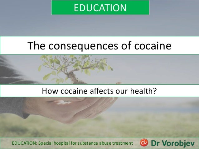 the use of cocaine and its negative effects Cocaine is a strongly addictive drug long-term effects of cocaine use can lead to tolerance, meaning high doses and/or more frequent use is needed to attain the same .