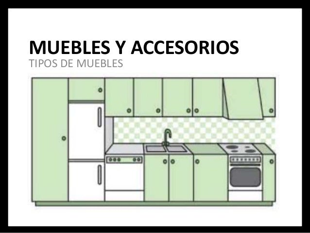 muebles y accesorios tipos de muebles 15 tipos de mueble