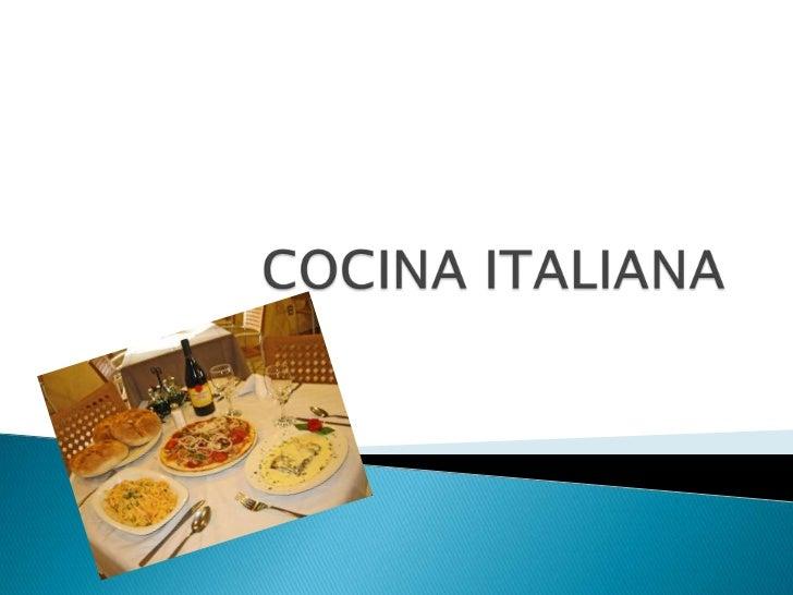    La comida de Italia es extremadamente variada. El país fue    unificado en el año 1861 y su cocina refleja la variedad...