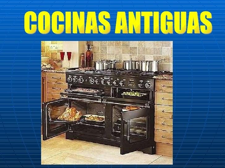 Cocinas antiguas for Cocinas antiguas
