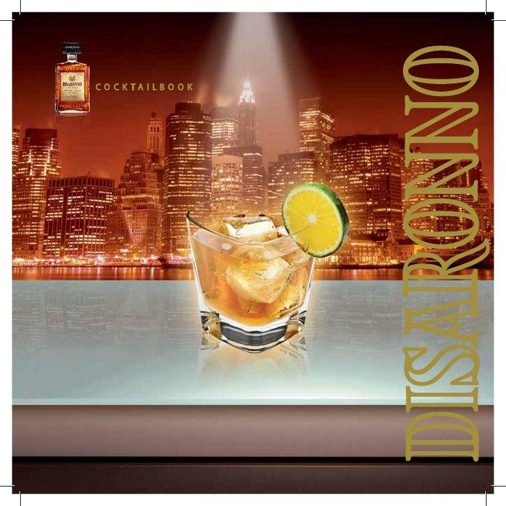 DISARONNO CocktailBook