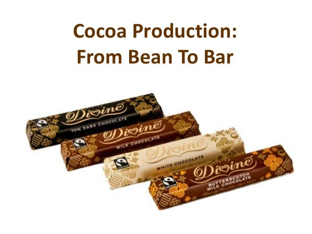 Cocoa production ppt