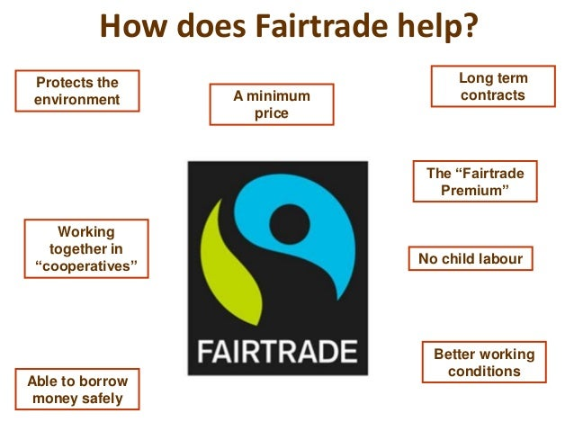 does fairtrade has a future in this In fact, many producers invest their fair trade premium funds in organic certification, which has led to outstanding results: over half (62 percent) of all fair trade imports into the united.