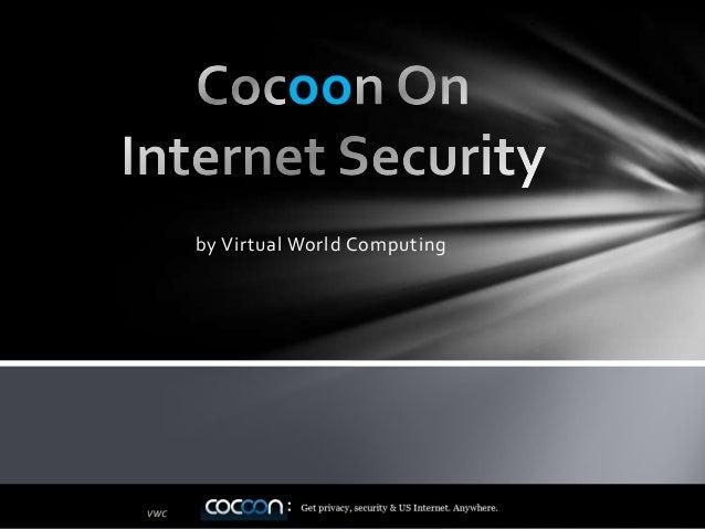 by Virtual World Computing oo