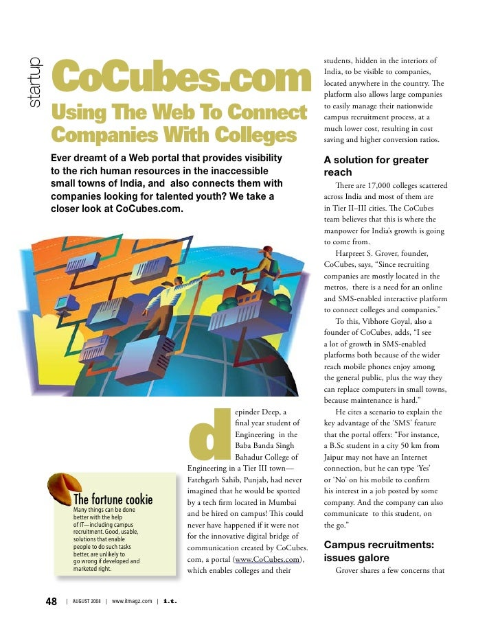 CoCubes IT Magazine