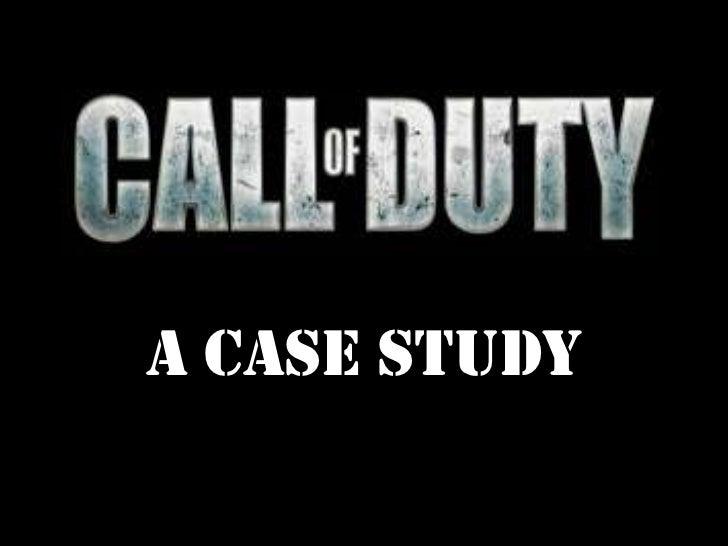 A CASE STUDY<br />