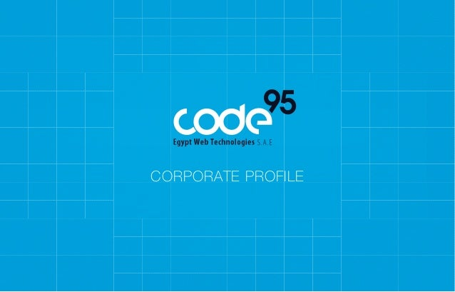 Code95 Corporate Profile