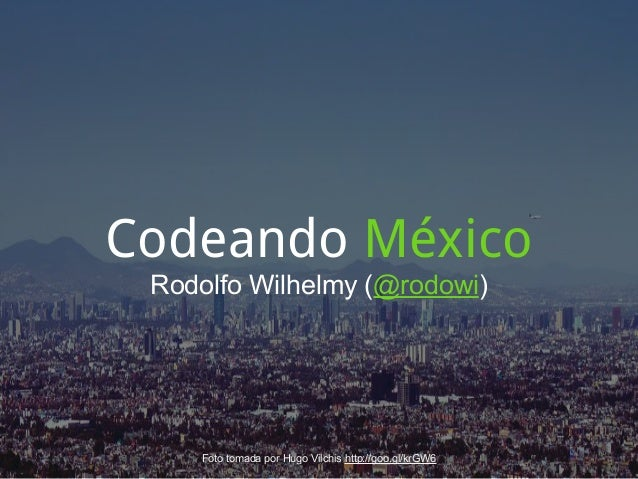 Codeando México en Aldea Digital