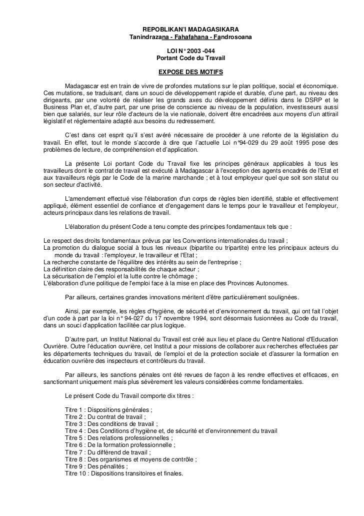 contrat de travail pdf gratuit