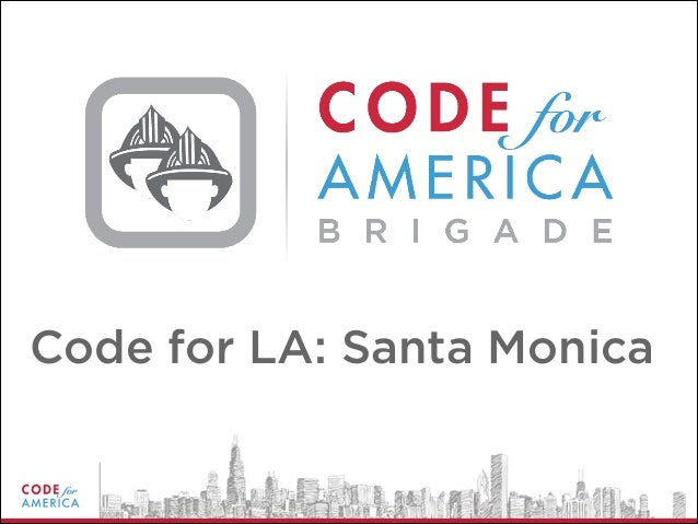 Code for Los Angeles: Intro