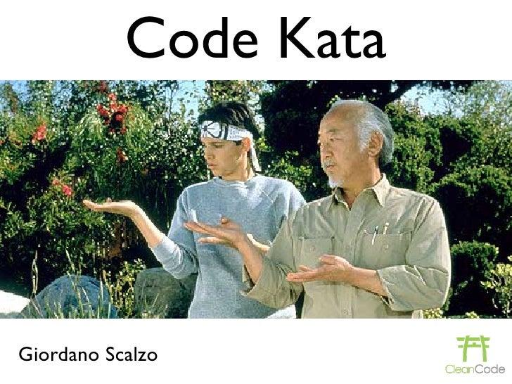 Code KataGiordano Scalzo