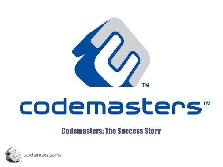 Codemasters: The Success Story<br />