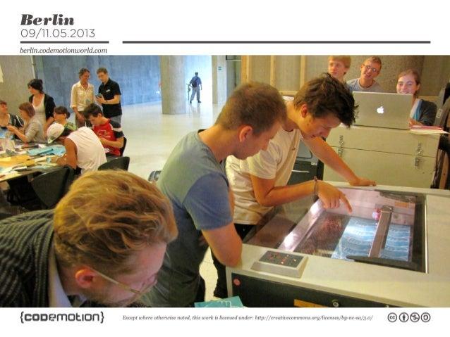 Fab Labs and Digital Fabrication by Wolf Jeschonnek