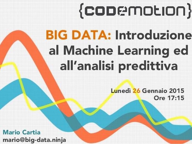 machine learning mario
