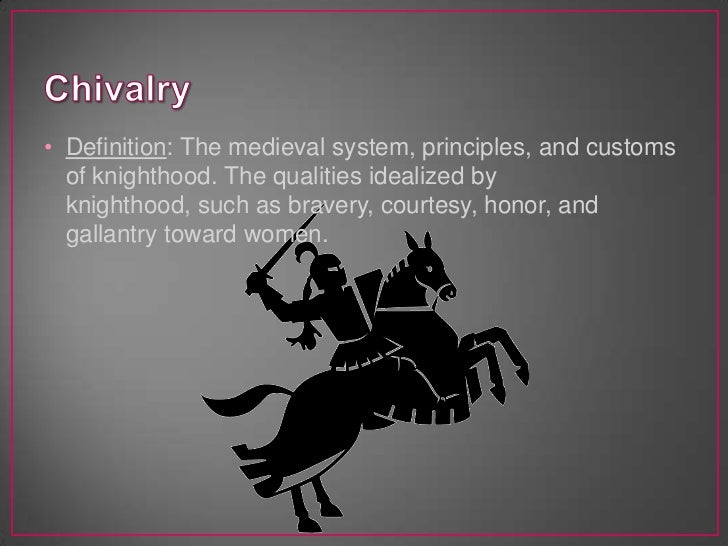 code of chivalry king arthur essay View essay - king arthur essaypdf from engl 288898 at penn state chivalry in king arthur's society sir gawain and the.