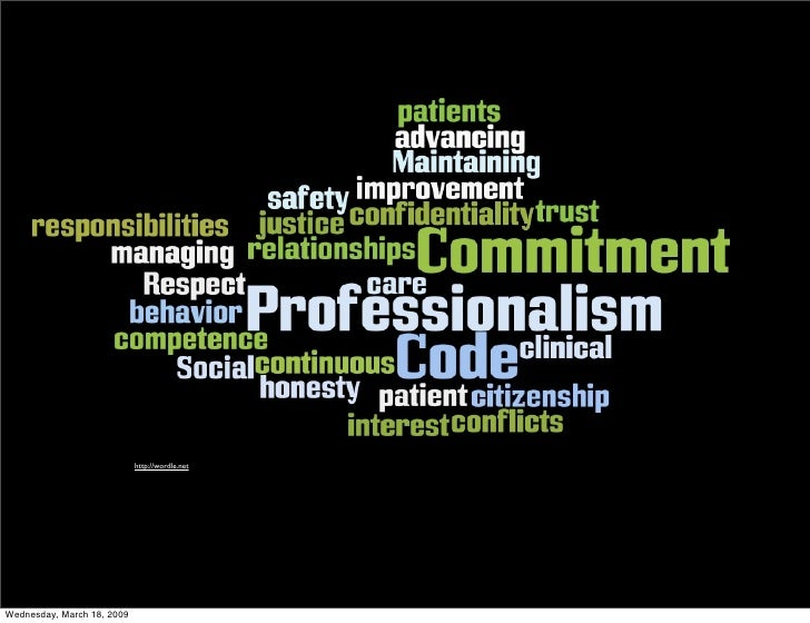 http://wordle.net     Wednesday, March 18, 2009