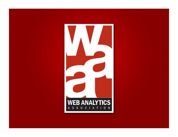 The Web Analyst's Code of Ethics
