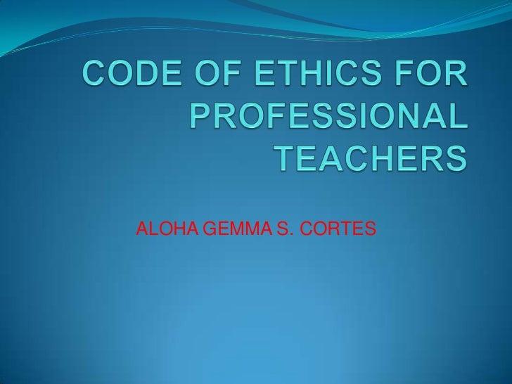 ALOHA GEMMA S. CORTES