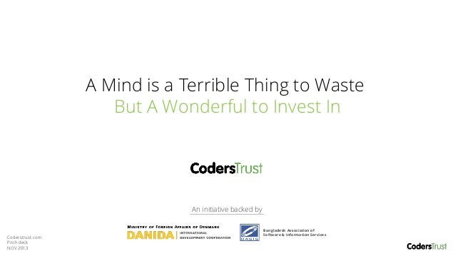 Coders trust pitchdeck 02 01 2014