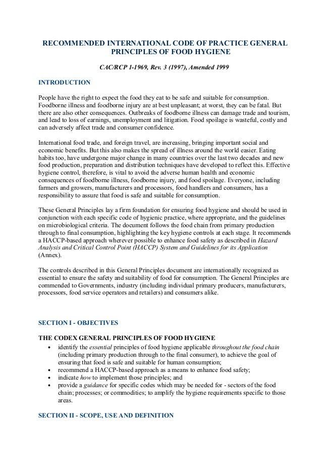 intermediate food hygiene test questions ~ Www.eprsumem