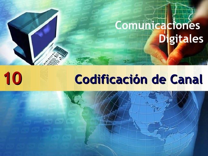 codificación de canal