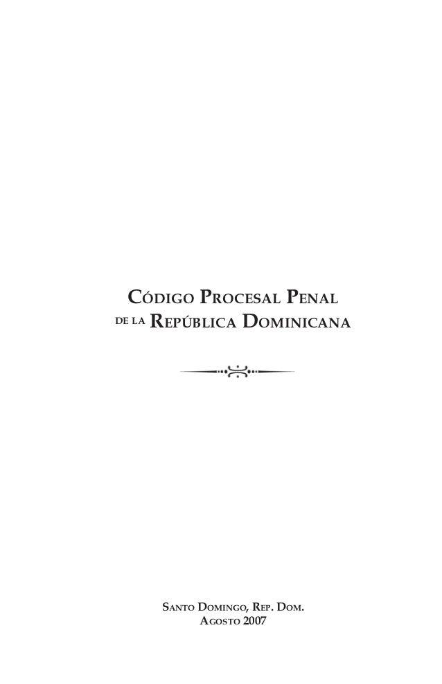 Codigo procesal penal (1)