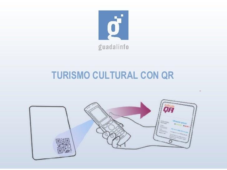 TURISMO CULTURAL CON QR