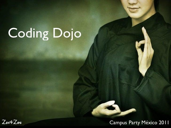 Coding Dojo, Campus Party México 2011