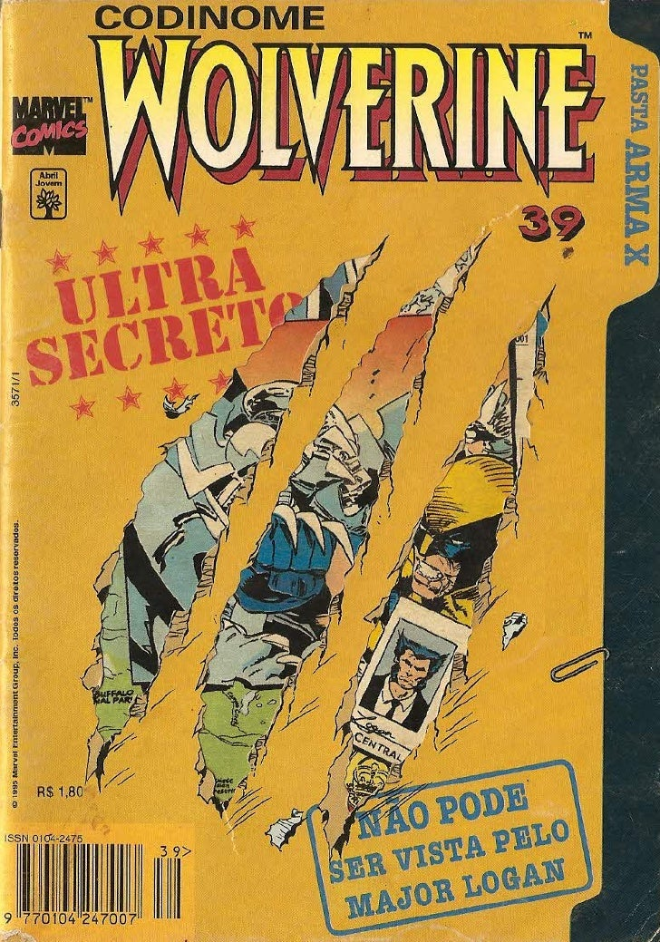 Codinome Wolverine
