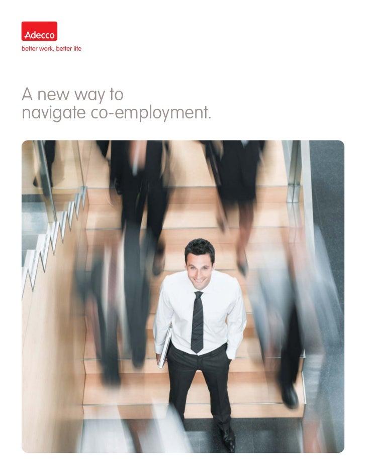 Co Employment Whitepaper