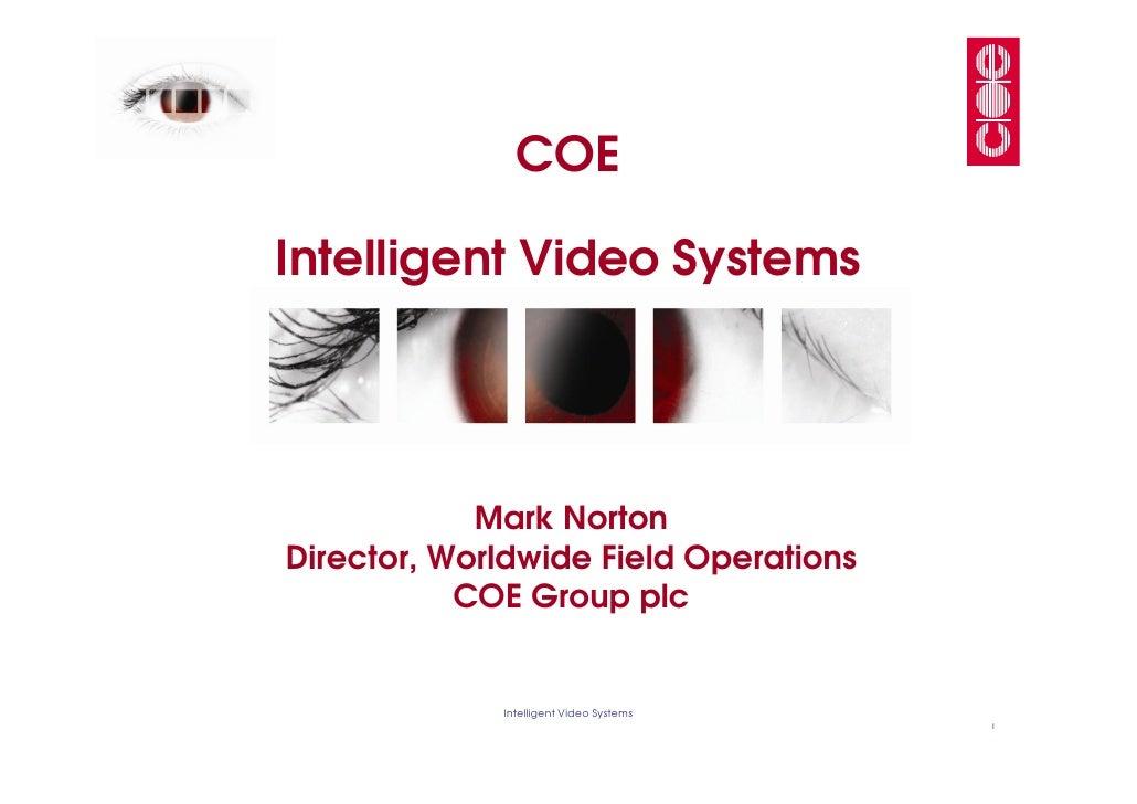 COE Group plc