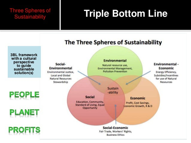 tripple bottom line aproach Southwest airlines (nyse: luv) the 2013 southwest airlines one report uses a triple bottom line approach that takes into account the carrier's performance and productivity, the importance of its people and the communities it serves.