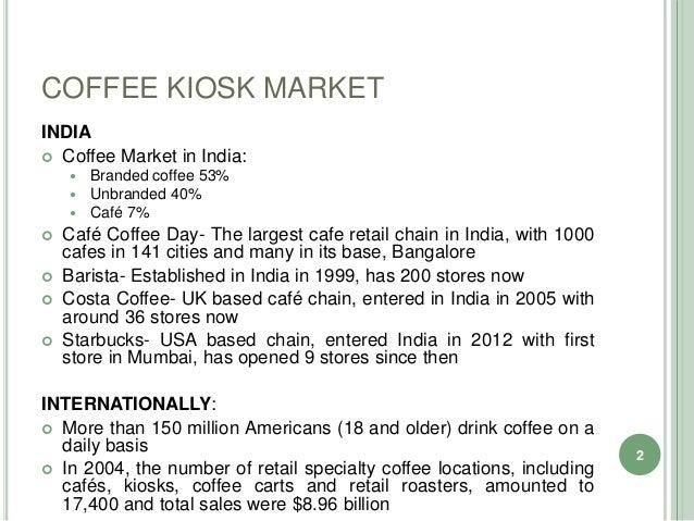 A Sample Food Kiosk Business Plan Template
