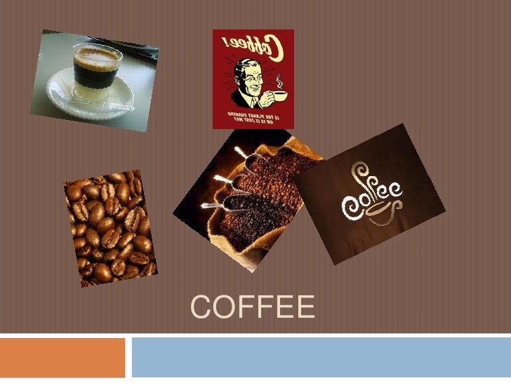 INDIAN COFFEE INDUSTRY