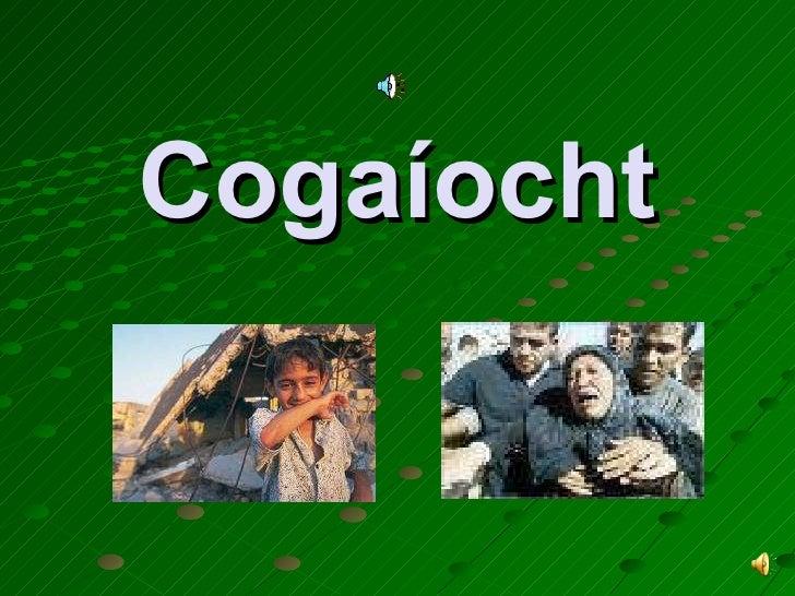 Cogaíocht