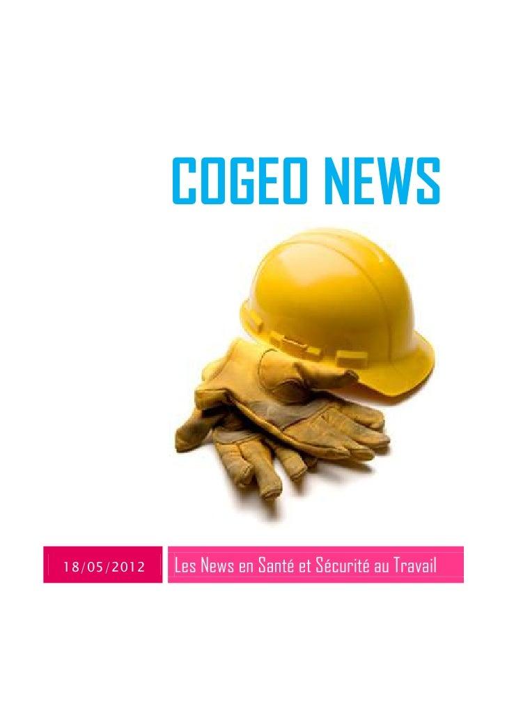 Cogeo news