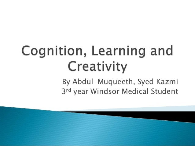 By Abdul-Muqueeth, Syed Kazmi 3rd year Windsor Medical Student
