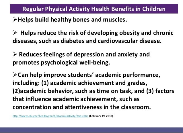 the benefits of physical activity for heart disease essay Physical activity and health: a report of the surgeon general atlanta, ga: us department of health and human services, centers for disease control and prevention, national center for chronic disease prevention and health promotion 1996 google scholar 5 paffenbarger rs, hyde rt, wing al, et al the association of changes in physical-activity level and other lifestyle characteristics with mortality among men.