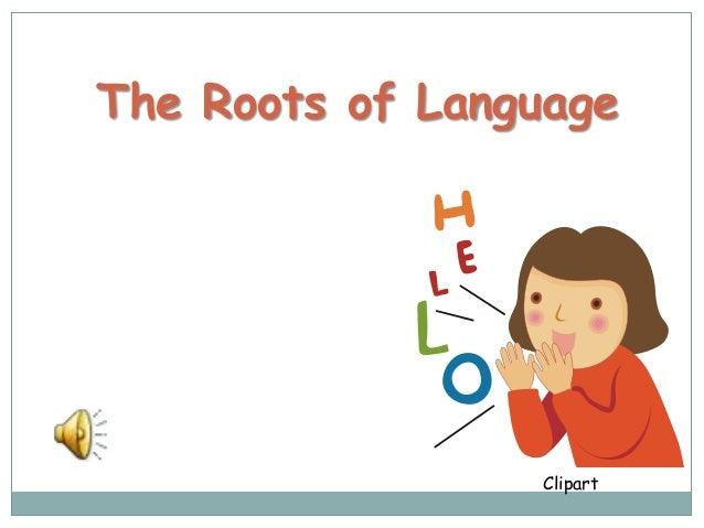 Language Clip Art