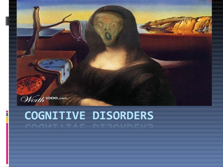 Cognitivedisorders unit 9 2