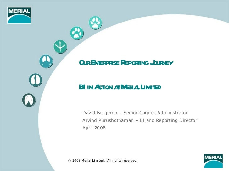 Cognos Presentation Gartner BI