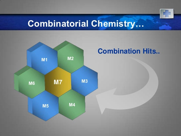 the characteristics of combinatorial chemistry and the new drugs It has long been recognized that natural-product structures have the characteristics of high chemical diversity, biochemical specificity and other molecular properties that make them favorable as lead structures for drug discovery, and which serve to differentiate them from libraries of synthetic and combinatorial compounds.