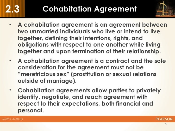 premarital cohabitation Premarital or cohabitation consulting after many years of providing family law  services to married and cohabiting couples, wayne and jemilo is now offering.