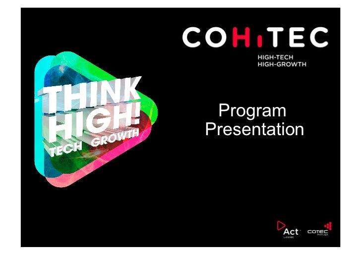 ProgramPresentation