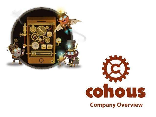 Cohous Company Overview
