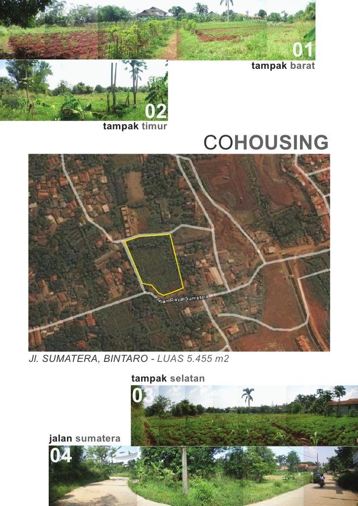 Cohousing   Bintaro