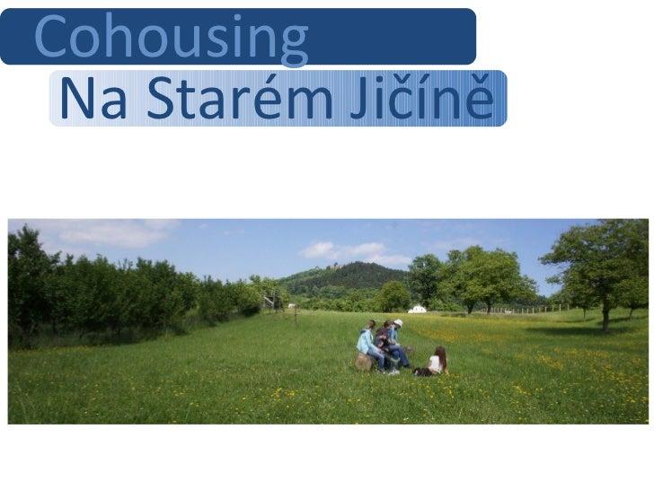 Cohousing Starý Jičín